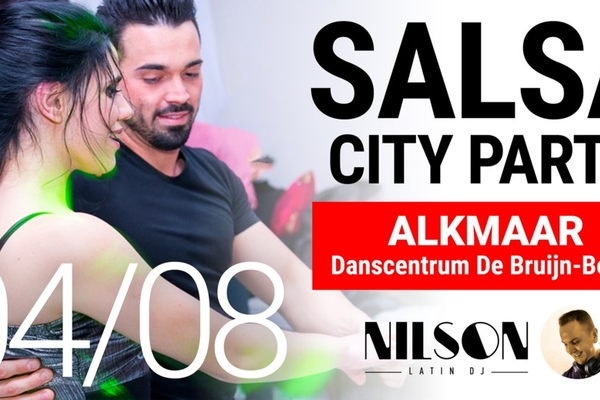 Salsa City Party (1)