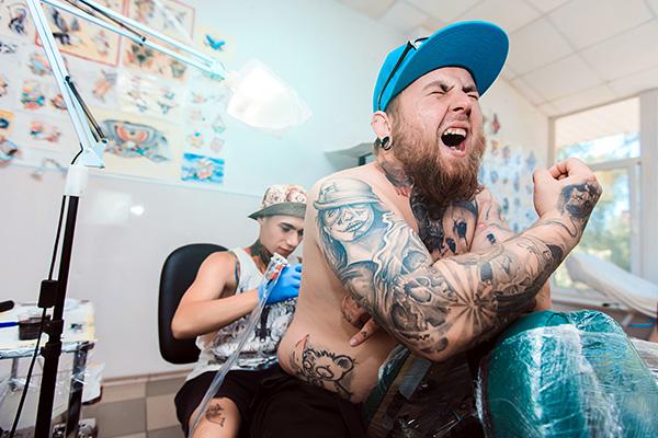 Tattoo Bas