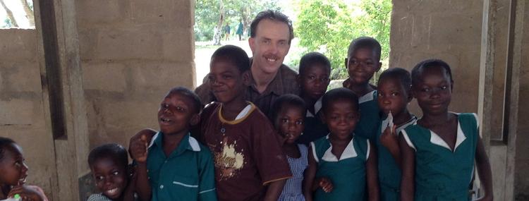 Project school Ghana 2014